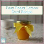 The yummiest, zestiest Lemon Victoria Sponge cake you'll ever bake