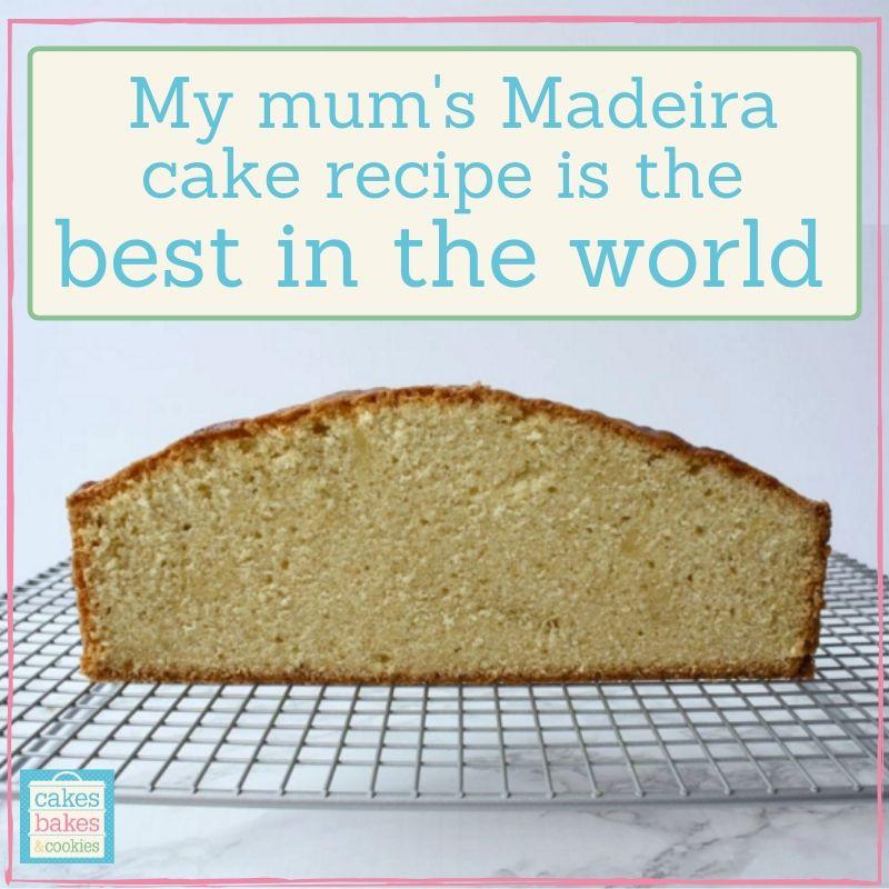 best madeira cake recipe in the world
